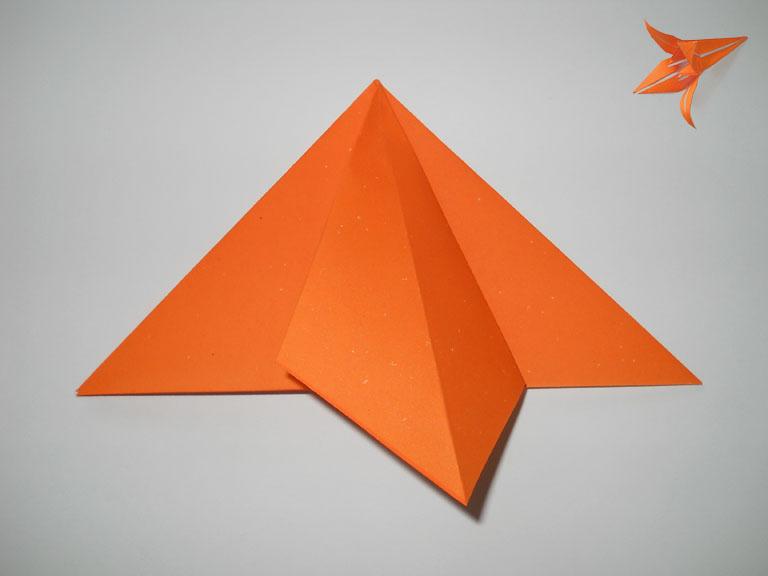 Как сделать кусудамуиз треугольников фото 886