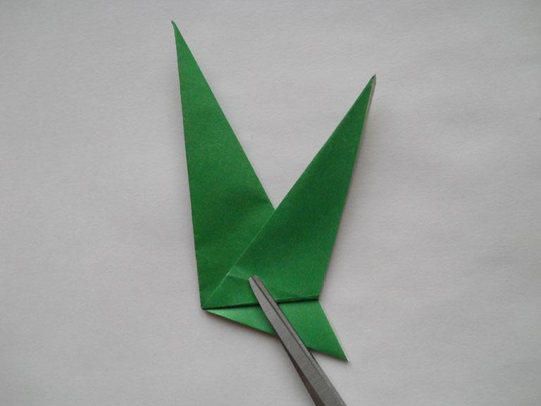 Схемы сборки оригами из бумаги для.