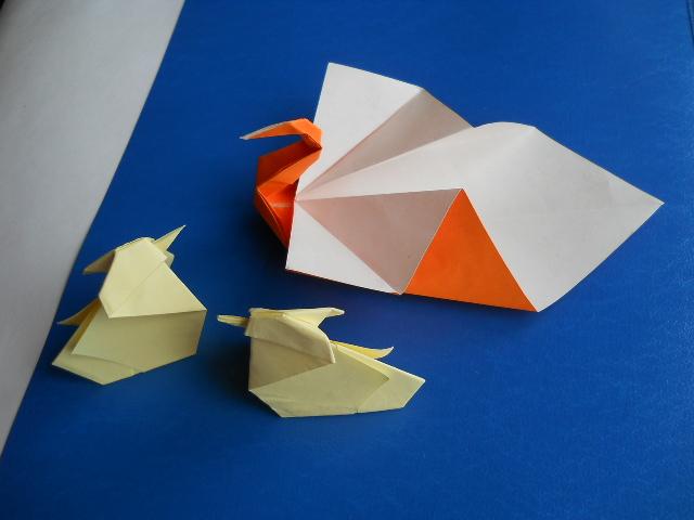 Модульное оригами Павлин схема. Модульное оригами Павлин сборка