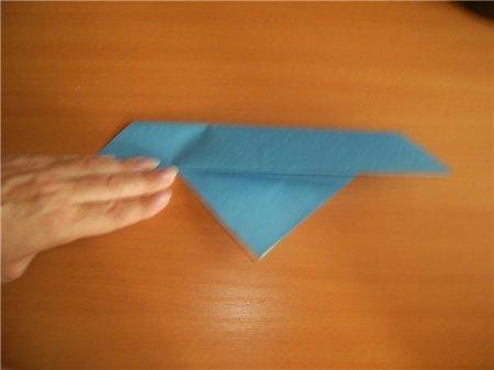 оригами орел