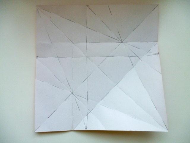Лиса из бумаги своими руками