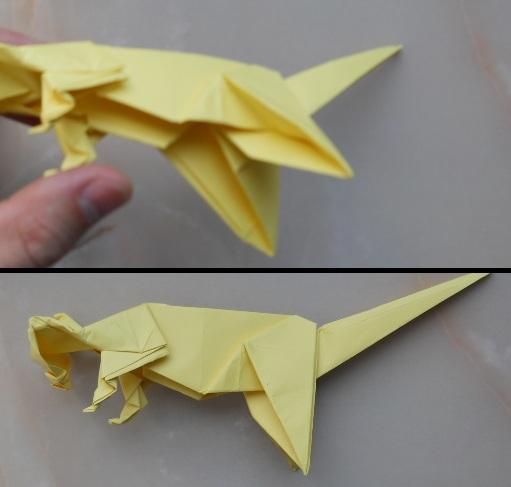 Как делать кошку из бумаги