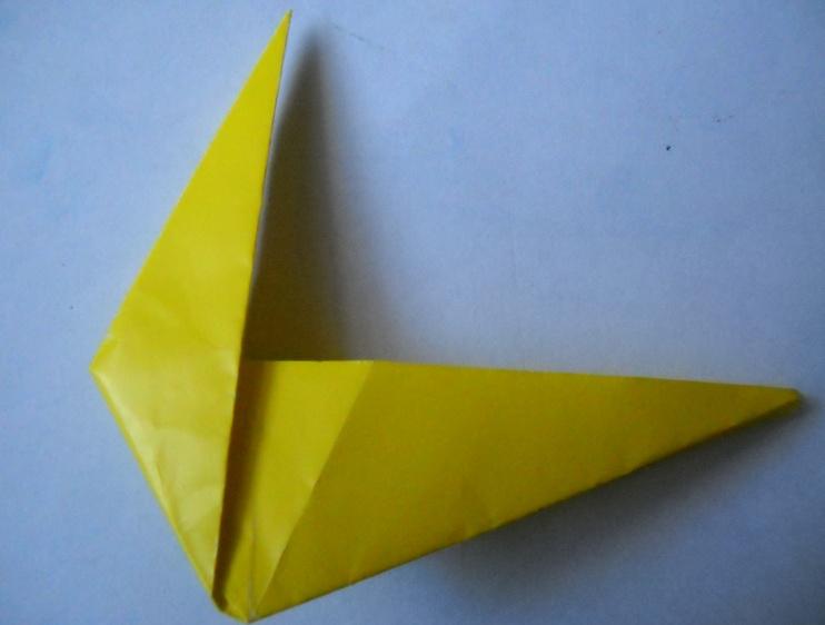 Как сделать из бумаги морду 651