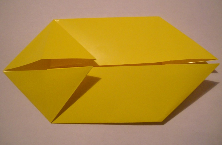 Схема из бумаги лев 313