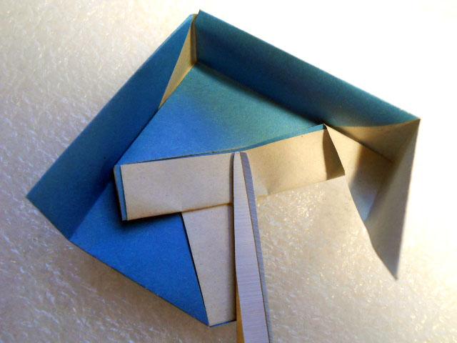 Как сделать из бумаги шкатулку своими руками
