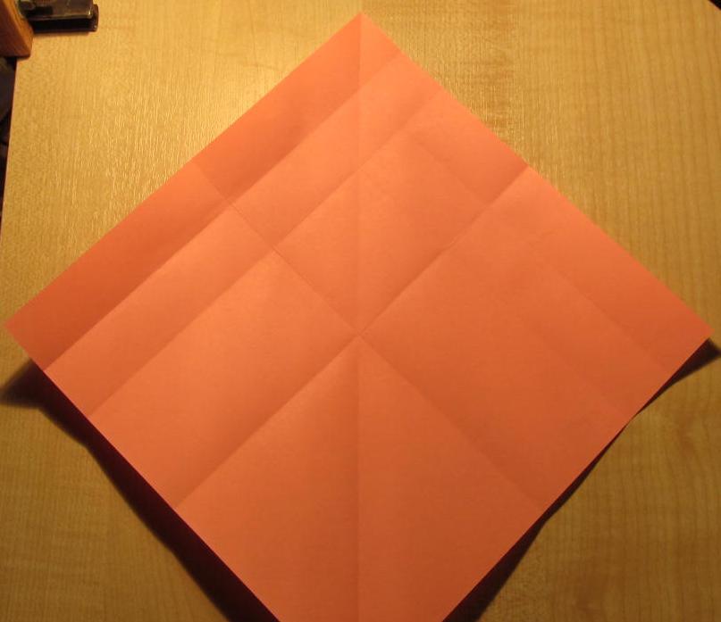 Как сложить конвертик из бумаги