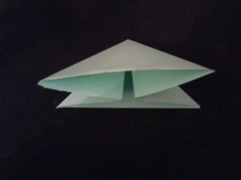 Как сделать акулу из бумаги фото 878