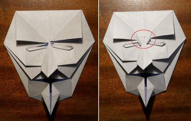 Как сделать усы из бумаги своими руками