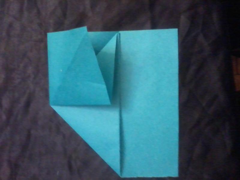 Ангел из бумаги оригами своими руками