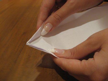 оригами лодка схемы