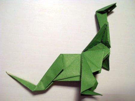поделки динозавры.