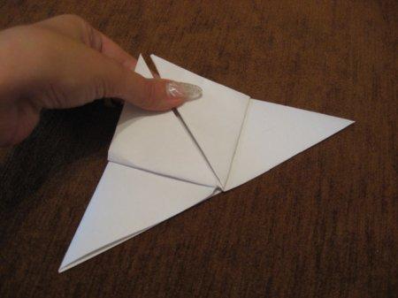 Бабочки из бумаги оригами своими руками
