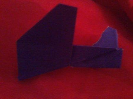 самолет своими руками из бумаги.