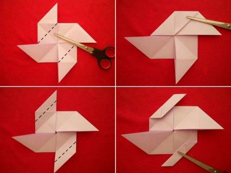 как сделать пушку из бумаги