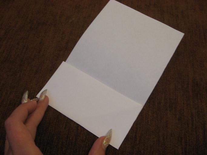 Сделать сердце из бумаги своими руками