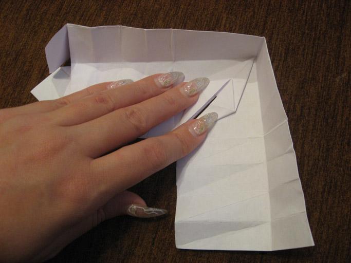 Сегодня Искусство оригами дает нам массу вариантов того, как сделать объемный куб из бумаги.  Правда.
