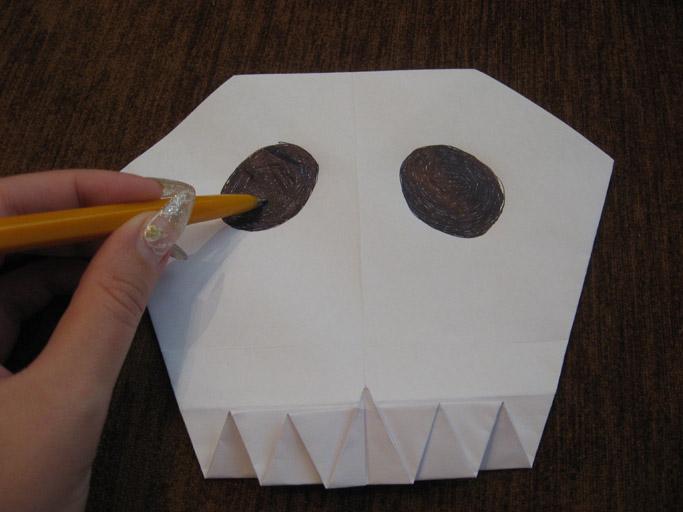 Гармошки из бумаги своими руками