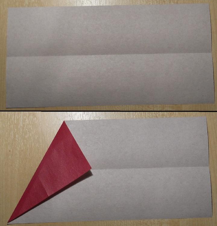 как сделать из бумаги мяч, оригами мяч.