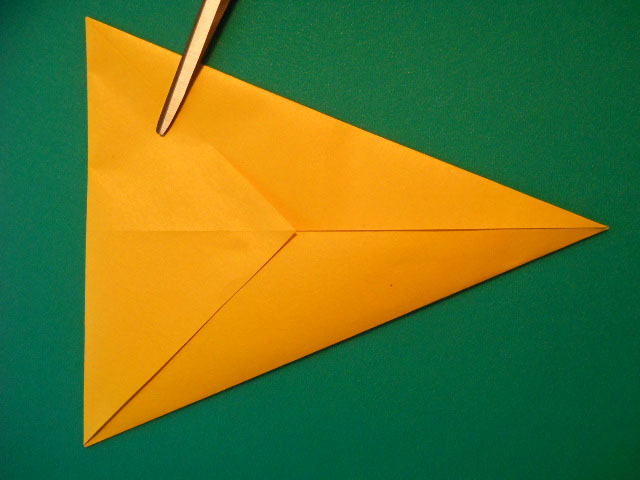 Оригами закладка для книг своими руками