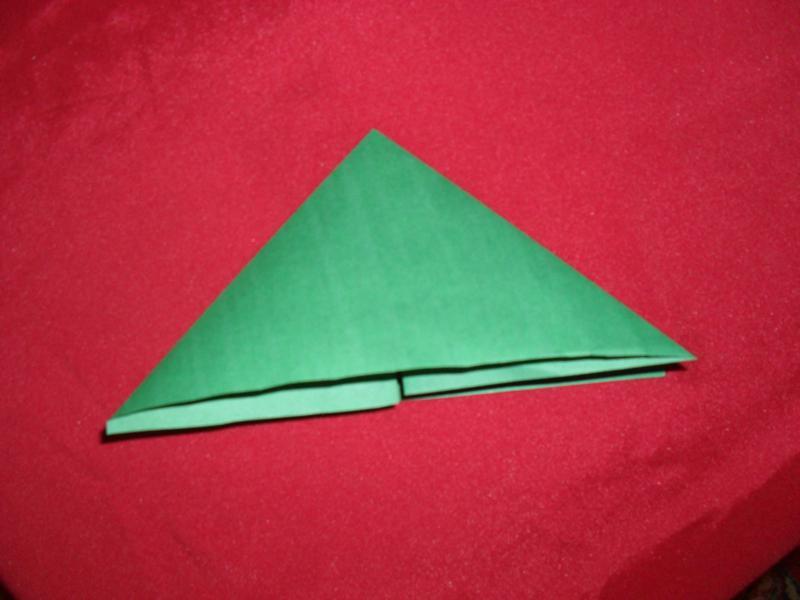 водяная бомбочка оригами.