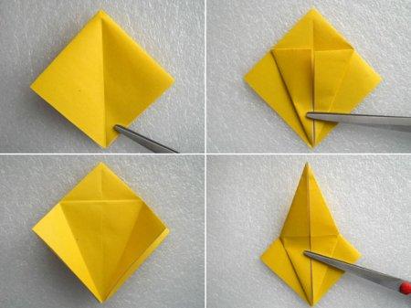 оригами пикачу