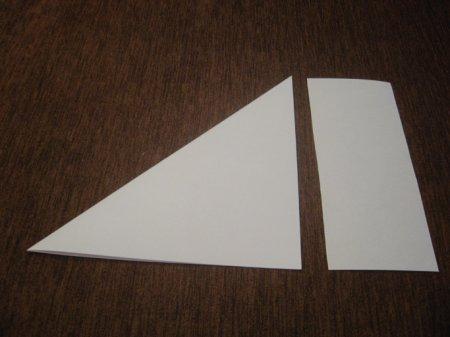 как сделать из бумаги сумку