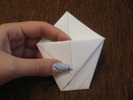 оригами сумка