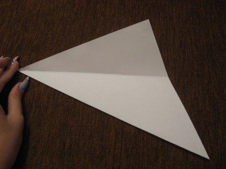 фуражка из бумаги