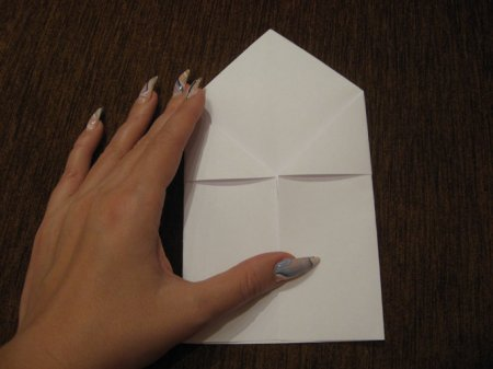 оригами кепка