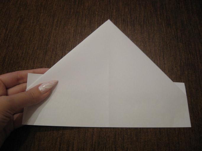 Пилотка из бумаги своими руками как сделать
