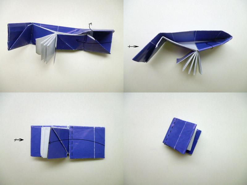 Как из бумаги сделать голубя своими руками