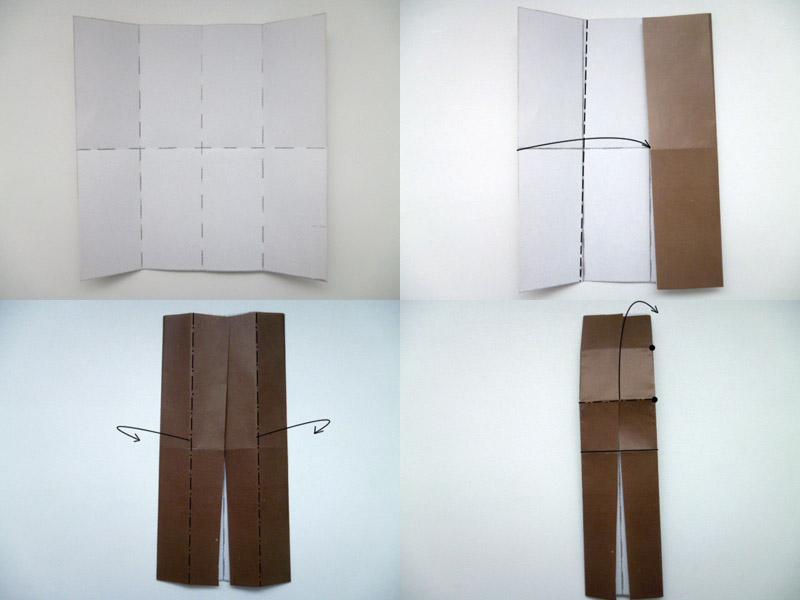 Платья из бумаги как сделать своими руками