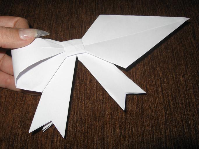 Как сделать деда мороза своими руками оригами