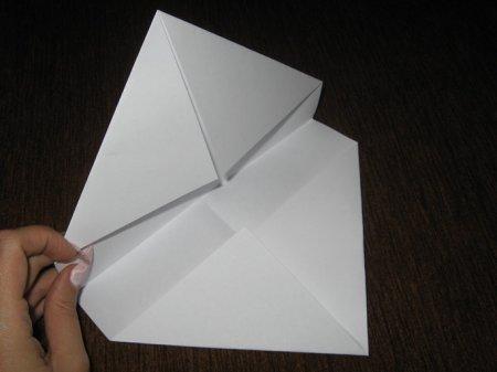 как делать хлопушку из бумаги