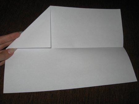 оригами хлопушка схема